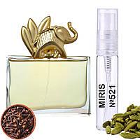 Пробник Духов MIRIS №521 (аромат похож на Kenzo Jungle L'Elephant) Женский 3 ml