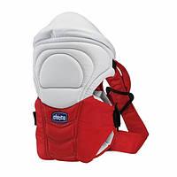 Эрго рюкзак-кенгуру для детей Chicco Soft Dream Red passion слинг шарф переноска для новорожденных