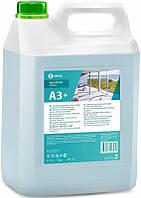 Grass A3+ Моющее средство для стекол, зеркал и кафельной плитки, 5 кг (125261)
