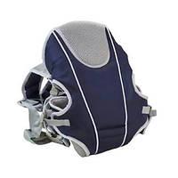 Эрго рюкзак-кенгуру для детей Mothercare 4 Positions Синий слинг шарф переноска для новорожденных