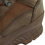 Берцы  HAIX Brown Scout Boots Combat High Liability (2 сорт), фото 3