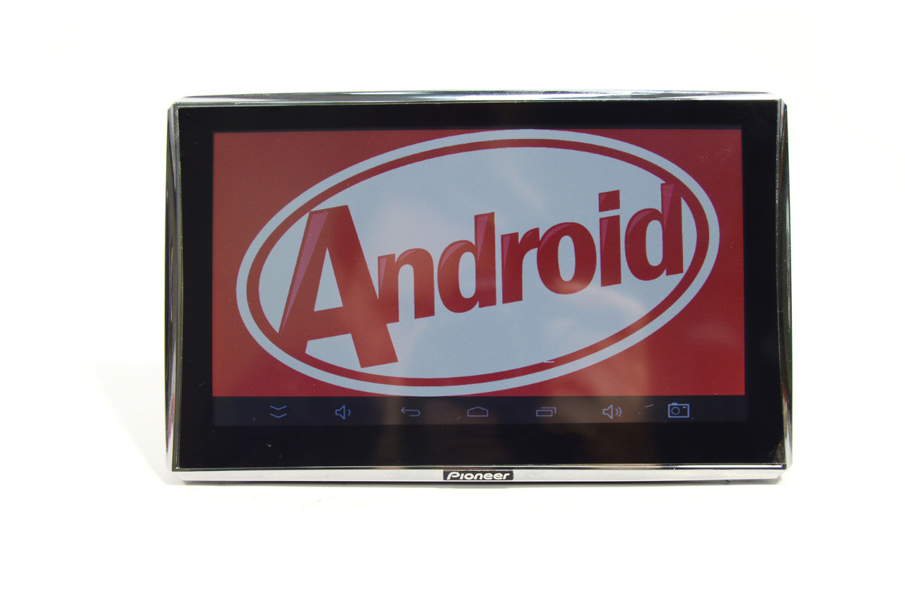 7 '' Планшет Pioneer A7001S - Відеореєстратор + GPS + 4 Ядра + 512 Mb Ram + 8 Gb + Android