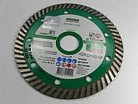 Алмазный диск по керамограниту 125х2,2 мм Distar Turbo Elite