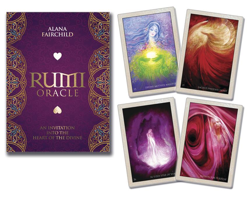 Rumi Oracle/ Оракул Руми