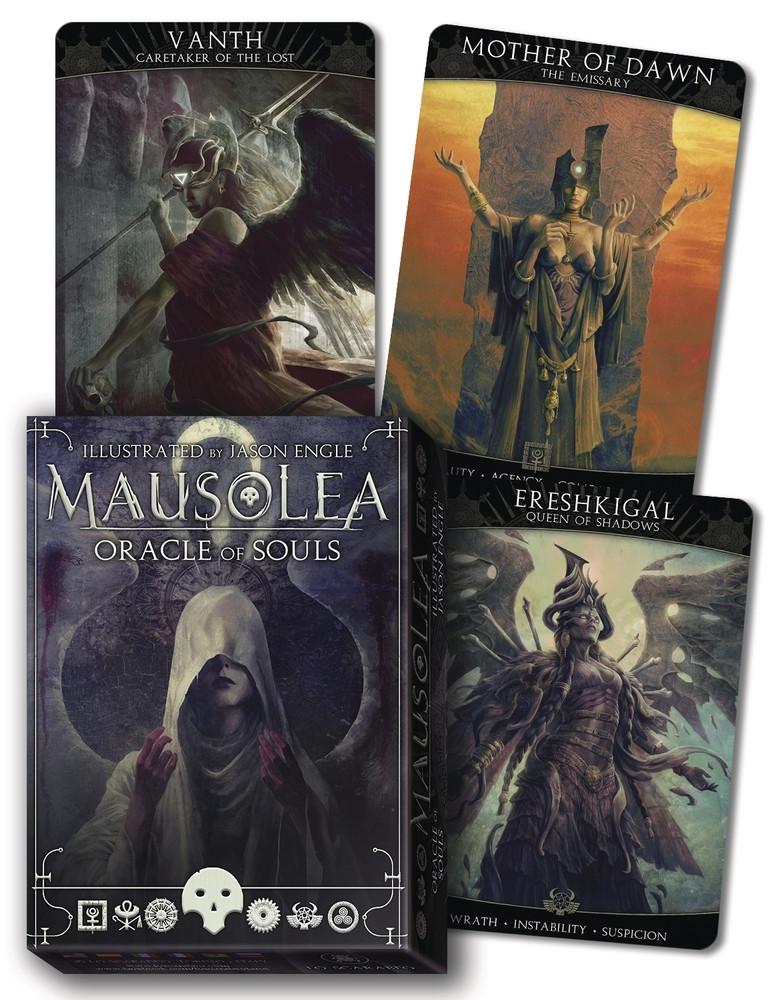 Mausolea: Oracle of Souls
