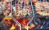 Универсальная решетка-гриль для пикника BBQ Benson BN- 901, фото 6