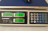 Рыночные электронные торговые весы со счетчиком цены на 50кг ALFASONIC AS-A072 . Ровная платформа, фото 3