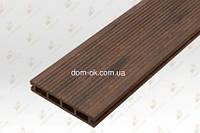 Террасная доска ДПК Porch Multi, размер 146х23х2200 мм, цвет Teak