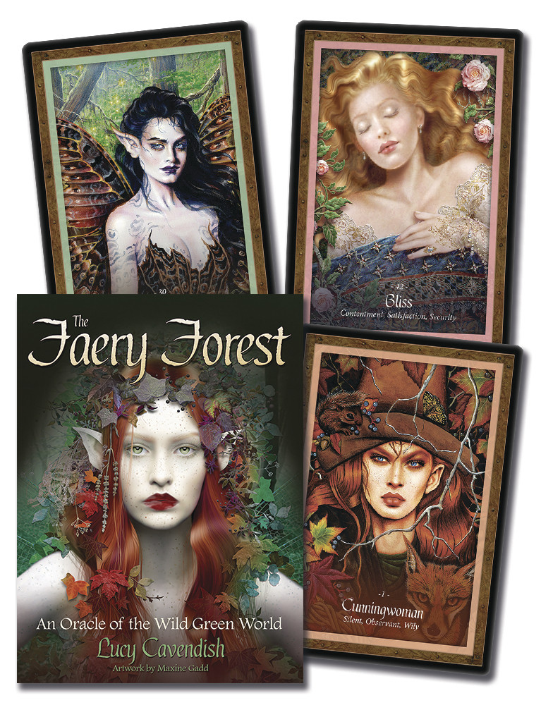 The Faery Forest Oracle/ Оракул Лесных Фей