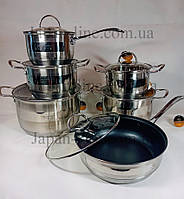 Набор посуды Edenberg EB-3732  12 предметов