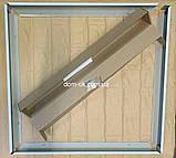 Рамка для накладного світильника типу Армстронг 600х600 мм, фото 3