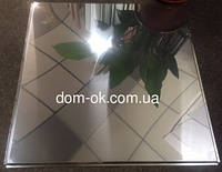 Зеркальные металлические кассеты 600х600 из нержавейки 0,5 мм, Объемные, фото 1