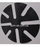 Прокладка резиновая (Украина) для регулируемой опоры толщина 1 мм