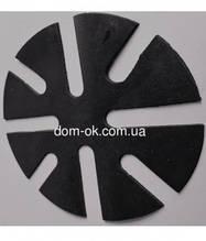 Прокладка гумова (Україна) для регульованої опори товщина 1 мм