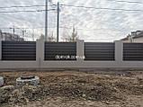 Декоративные ограждения из ДПК Holzdorf Kantry Поперечина, фото 7