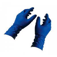 Перчатки повышенного риска латексные текстурованные без пудры нестерильные Safetouch® Megapower