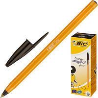 Ручка кулькова Orange BIC чорна