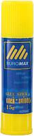 Клей олівець 15гр 4903 Buromax PVA