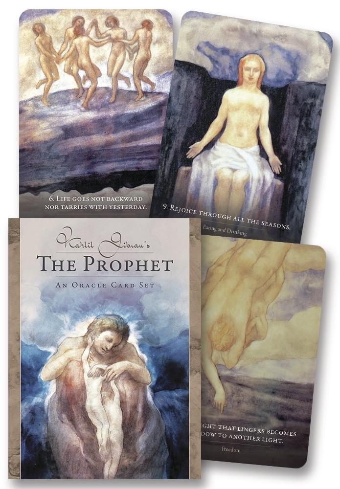 """Kahlil Gibran's The Prophet Oracle/ Оракул """"Пророк"""" Халила Джебрана"""