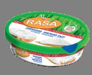 Мягкий сливочный  крем-сыр Rasa  66%180 гр