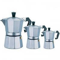 Гейзерные кофеварки, турки