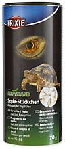 Мел для рептилий Сепия дробленая панцирь каракатицы Trixie Sepia 70 г