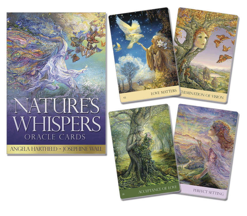 Nature's Whispers Oracle/ Оракул Шёпот Природы