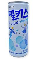 Молочна газована вода Milkis 250 мл