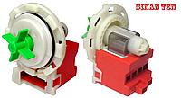 Насос Corpeci 30w EBS2556-3404 крепление на 8 защелок (контакты сзади) для стиральной машины Италия