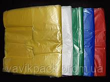 Пакет майка 25*45    МИКС  420 шт (1.09 кг)