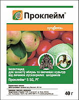 Проклейм 40г инсектоакарицид контактно-кишечного действия, Syngenta