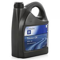 Моторное масло GM 10W-40 5л