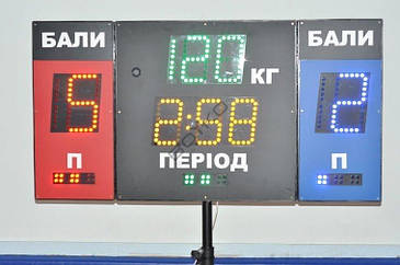 Табло спортивное борцовское Boyko Sport