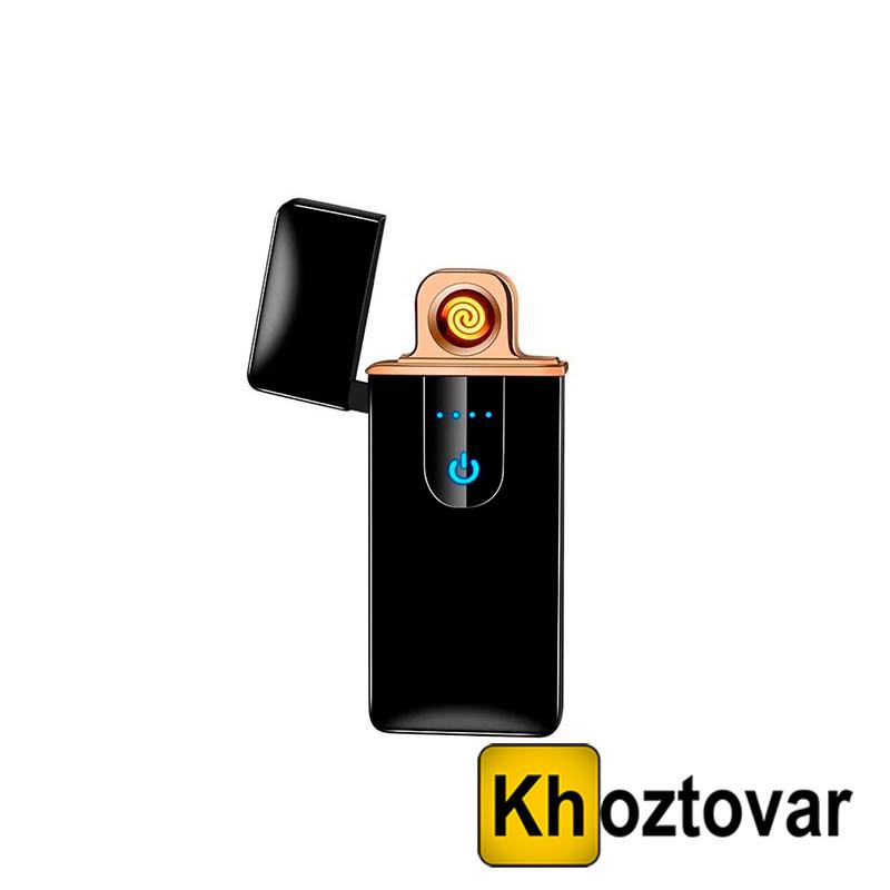 Спиральная электрическая USB зажигалка ZGP 5