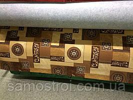 Ковровые изделия Версачи коричневый 2,5м