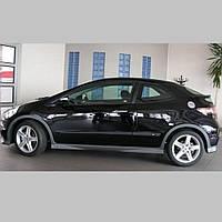 Молдинги на двері для Honda Civic Mk8 3Dr H/B 2006-2011, фото 1