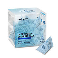 Интенсивно увлажняющая ночная маска Trimay Deep Hydro Sleeping Pack. 3 г