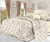 Семейный Комплект постельного белья Viluta Сатин Твил 307