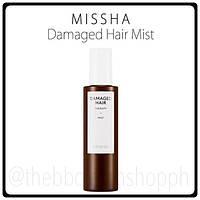 Спрей для восстановления повреждённых волос MISSHA Damaged Hair Therapy Mist, 200ml