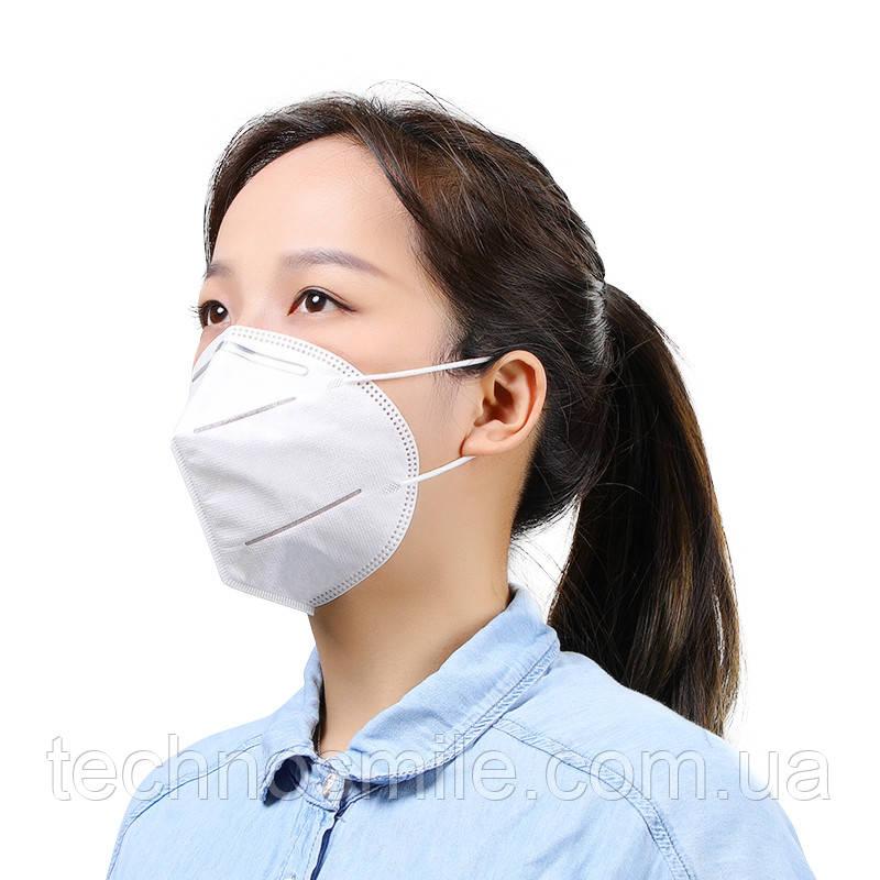 Захисна маска, респіратор для особи Клас FFP2 20 штук