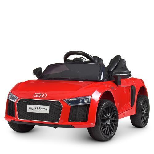 Детский электромобиль красный Bambi M 4281EBLR-3 2 аккумулятора