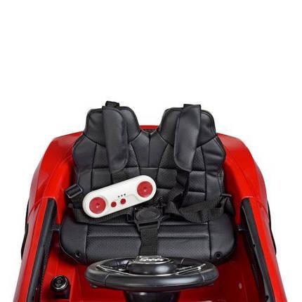 Детский электромобиль красный Bambi M 4281EBLR-3 2 аккумулятора, фото 2