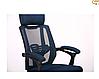 Кресло компьютерное -Art черный, фото 3