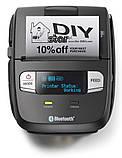 Мобильный принтер чеков и этикеток Star SM-L200, фото 3