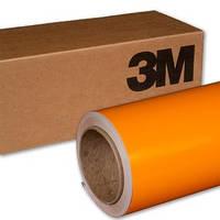 Ярко оранжевая глянцевая пленка 3M 1080 Gloss Bright Orange, фото 1