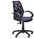 Крісло комп'ютерне - Oxi/АМФ-5 сидіння А-01/спинка Сітка салатова, фото 3