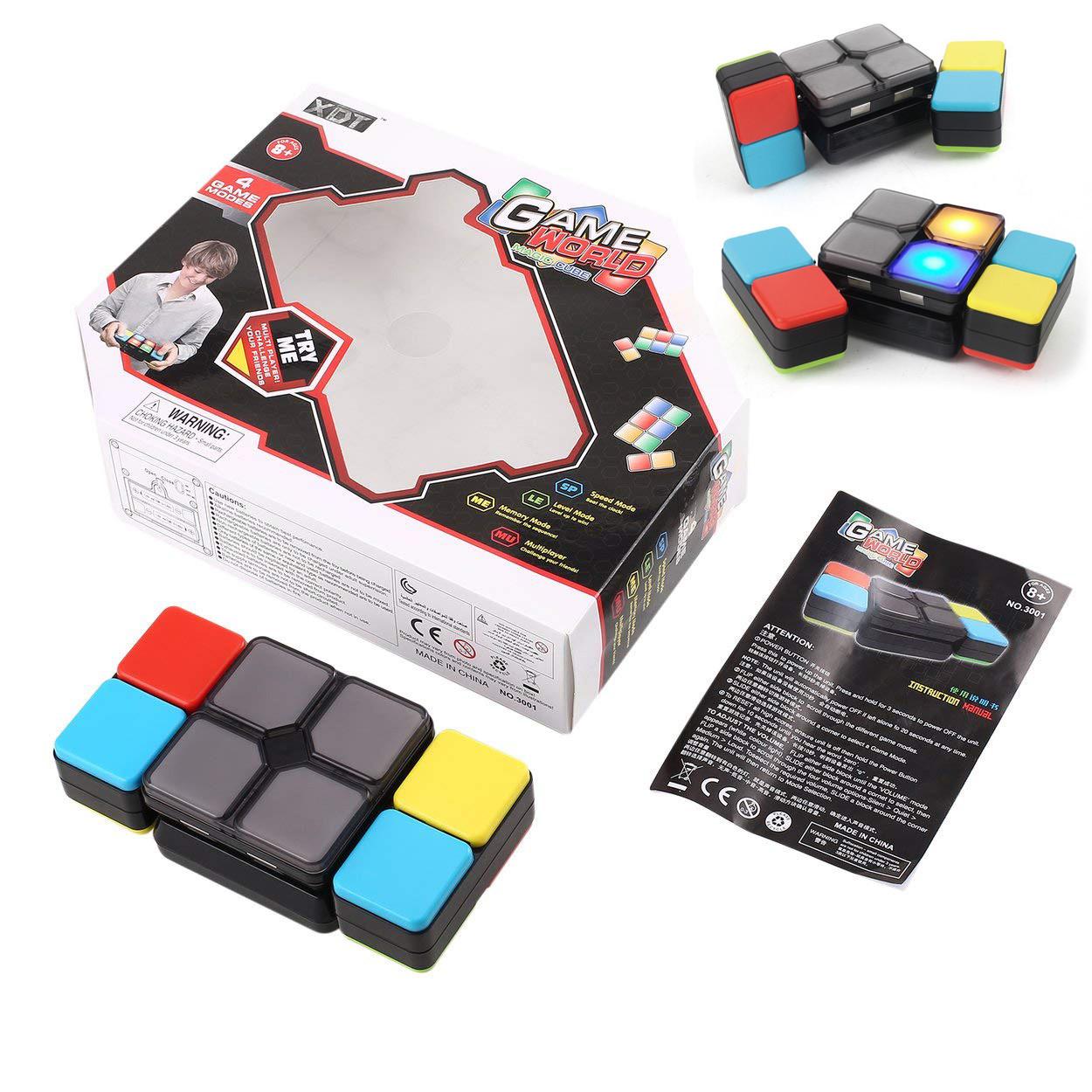 Игра магический куб, со светом