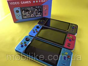 Ігрова консоль Q50 (Блакитний)