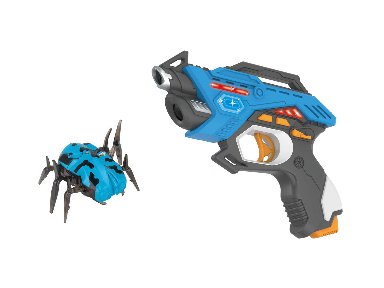 Пистолет инфракрасный с жуком