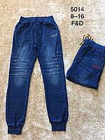 Брюки под джинс  для мальчиков оптом, F&D, 8-16 лет, Арт. 5014
